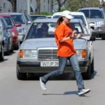 pretrčavanje ulice