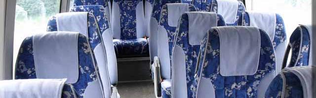 putnicki kombi iveco unutrašnjost 19 sedišta