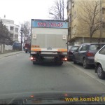 dostava robe Beograd kamion za prevoz robe