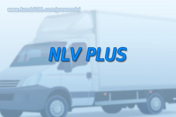 NLV PLUS autoprevoznik Vrbas, radnja za prevoz tereta i usluge preseljenja